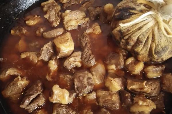 牛腩茶树菇——温暖你的整个冬日第六步