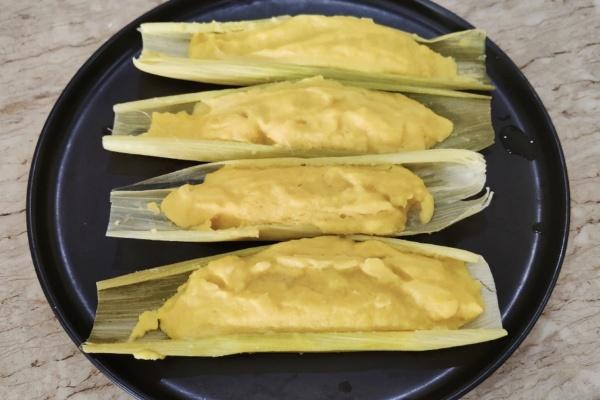 玉米叶儿粑——是童年的味道第九步