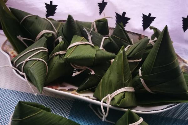 五彩三角粽——超凡的味道,超凡的体验,超凡的享受第九步