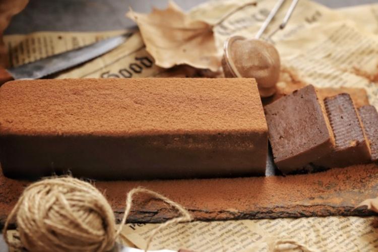 巧克力砖包城,纵享丝滑一刻