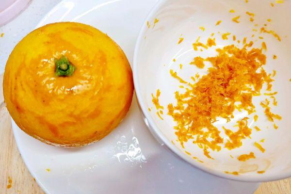 橙汁脆皮鸭,橙子鲜甜,鸭肉外酥里嫩第四步