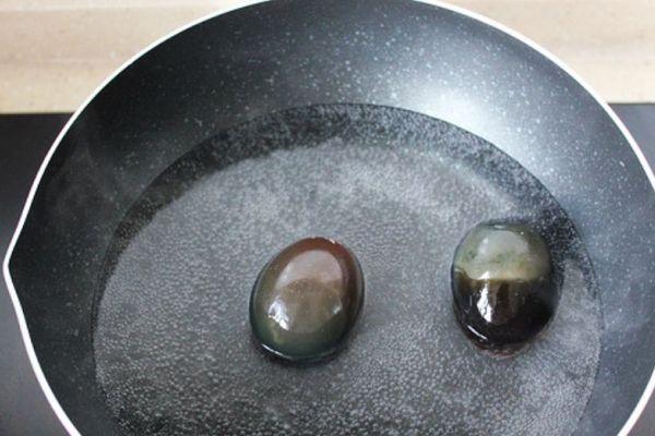 早上就要来一碗热乎乎的皮蛋廋肉粥第八步