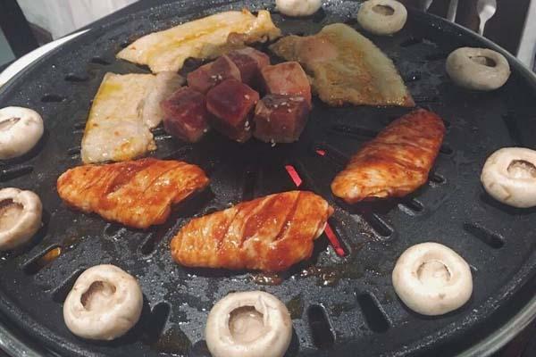 韩都汇烤肉加盟支持是什么